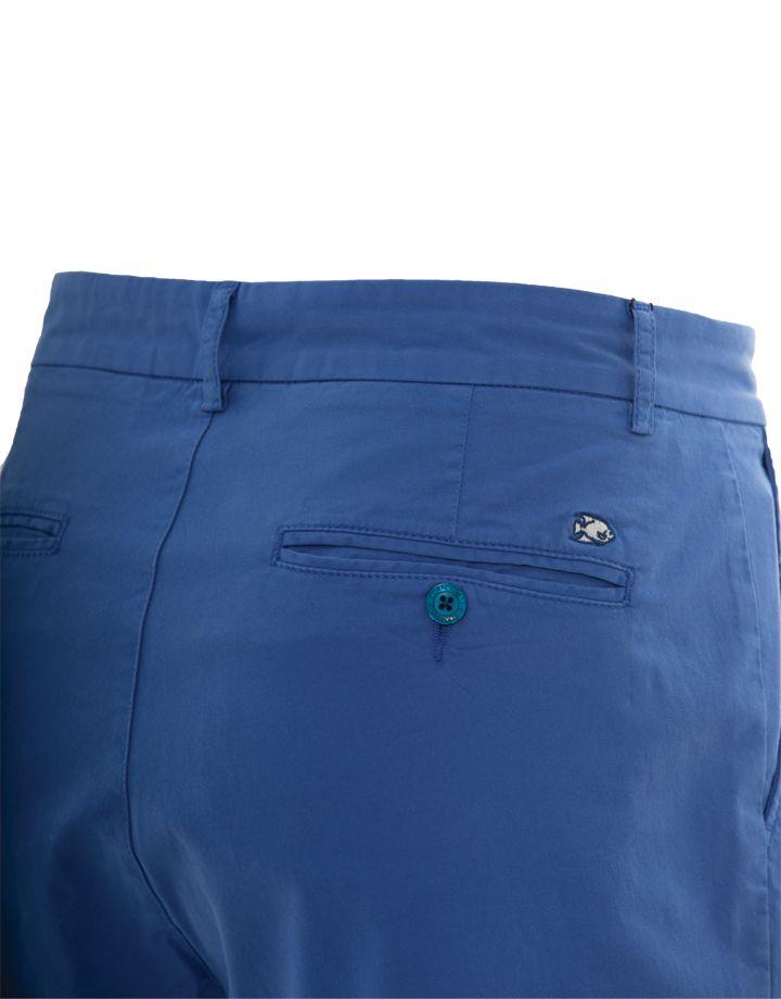 DAZZLING BLUE BERMUDA SHORT