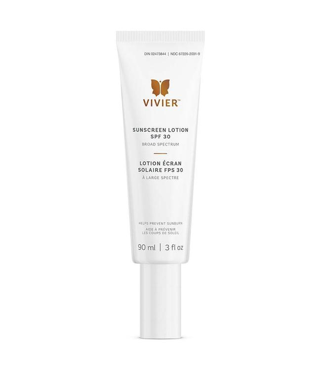 Vivier Sunscreen Lotion SPF 30 90ml