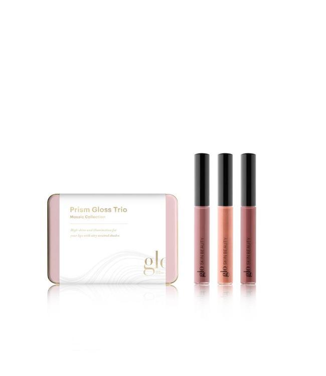Glo Skin Beauty Trio de brillants à lèvres PRISM