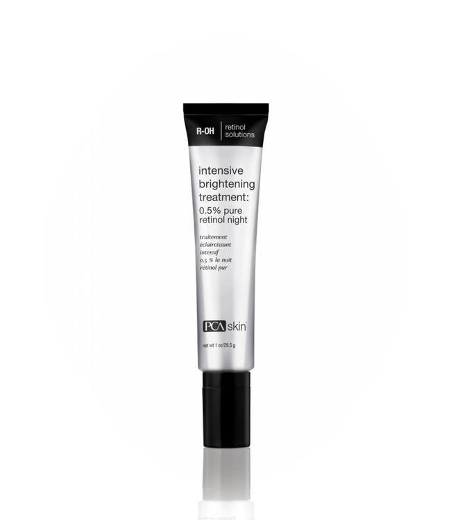 PCA Skin Traitement Éclaircissant Intensif : 0,5 % de rétinol pur 1 oz/ 29.5 g