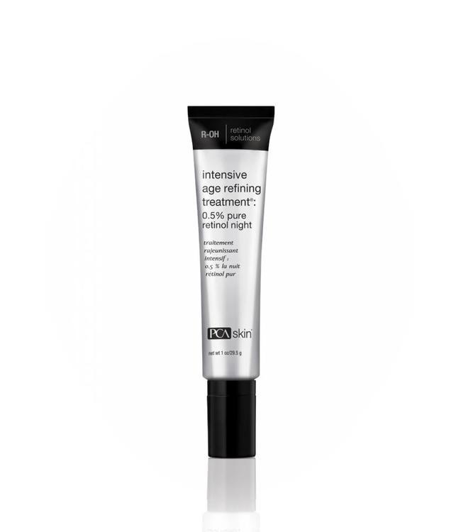 PCA Skin Traitement Rajeunissant intensif : 0,5 % de rétinol pur pour la nuit 1 oz / 29.5 g
