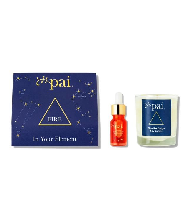 Pai Skincare Fire - In Your Element Collection