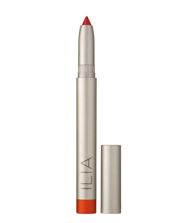 ILIA Satin Cream Lip Crayon - Push It
