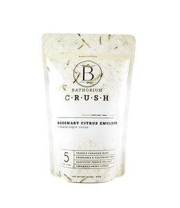 Bathorium Rosemary Citrus Emulsion Crush 600g