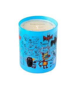 Jean-Michel Basquiat Blue Candle 140g