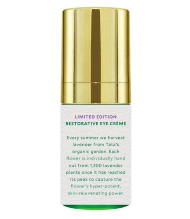 Tata Harper Restorative Eye cream with Lavender ( Limited Edition) 15ml