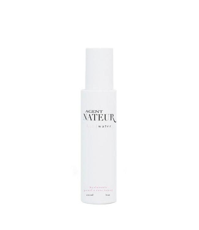 Agent Nateur Holi (water) Lotion tonique Perles d'acide hyaluronique & rose 120ml