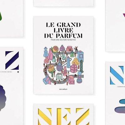 Lancement officiel du Grand livre du parfum