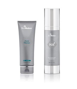 SkinMedica Facial Cleanser & HA5 Duo