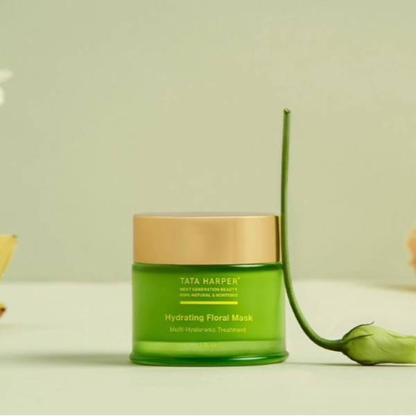 Introducing Ultimate Hydration: The Hydrating Floral Mask by Tata Harper