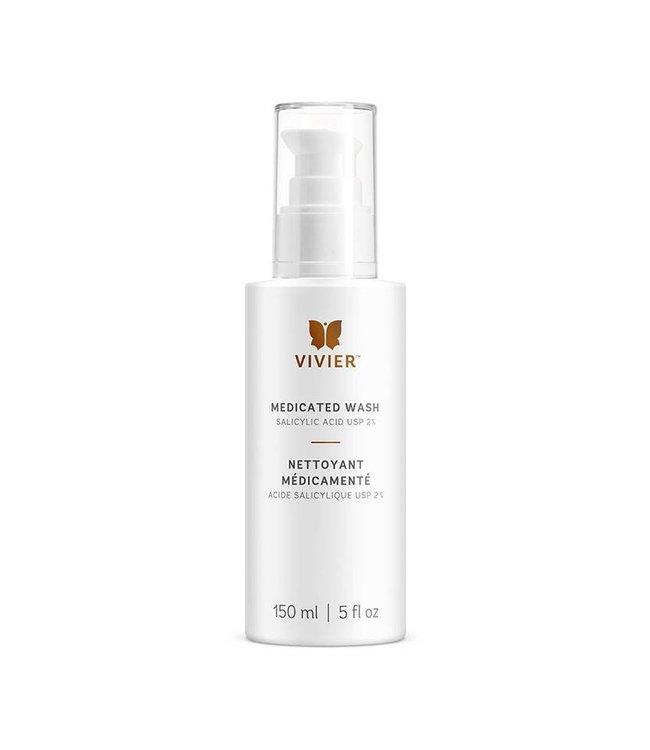 Vivier Medicated Wash 150ml