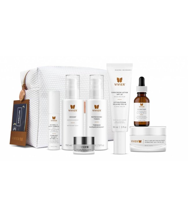 Vivier Signature Anti-Aging Program