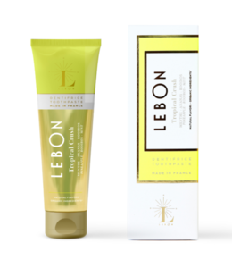 LEBON Tropical Crush Toothpaste 75ml