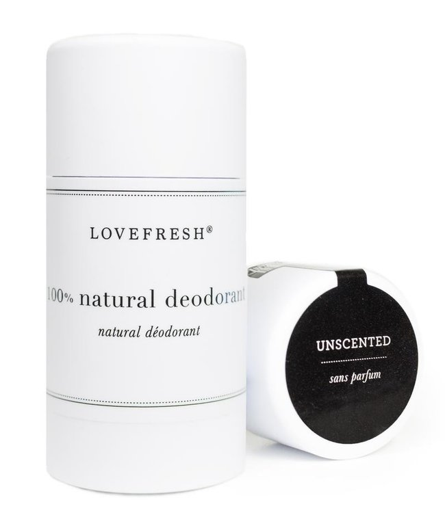 LoveFresh Déodorant sans parfum 3.6oz
