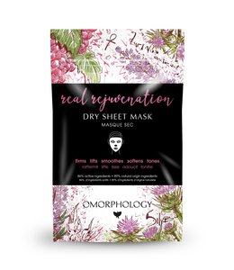 Omorphology Real Rejuvenation - Dry Sheet Mask
