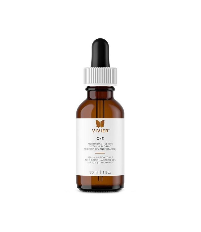 Vivier Serum à la vitamine C+E 30ml