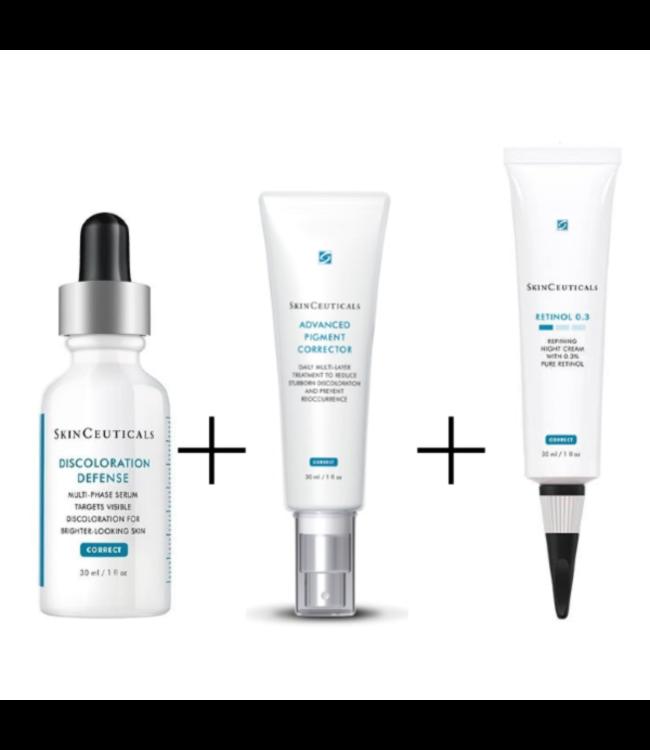 SkinCeuticals Trousse Hyperpigmentation