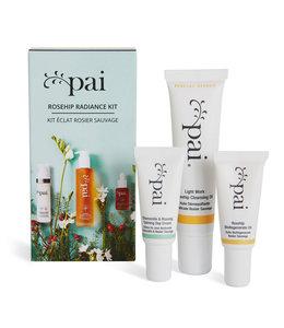 Pai Skincare Kit Éclat Rosier sauvage CADEAU
