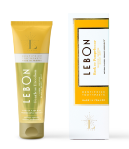 "LEBON Dentifrice ""Back to Pampelonne"" - Mangue & Menthe 75ml"