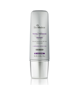 SkinMedica Total Defense + Repair SPF 34 - Version teintée 65g