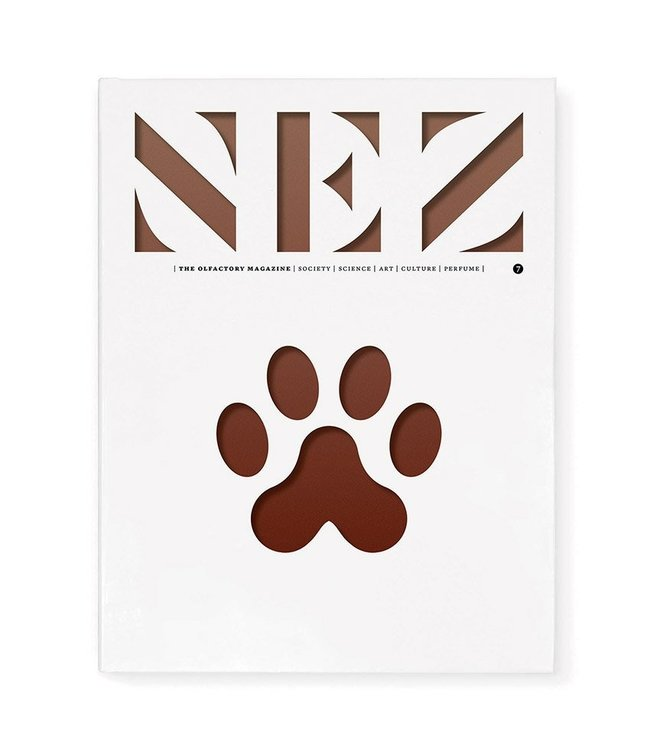 Nez The Olfactory Magazine – #07 – Animal Sense (anglais)