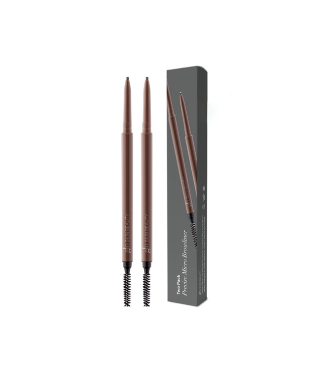 Glo Skin Beauty Precise Micro Browliner (2/pack) - Dark Brown