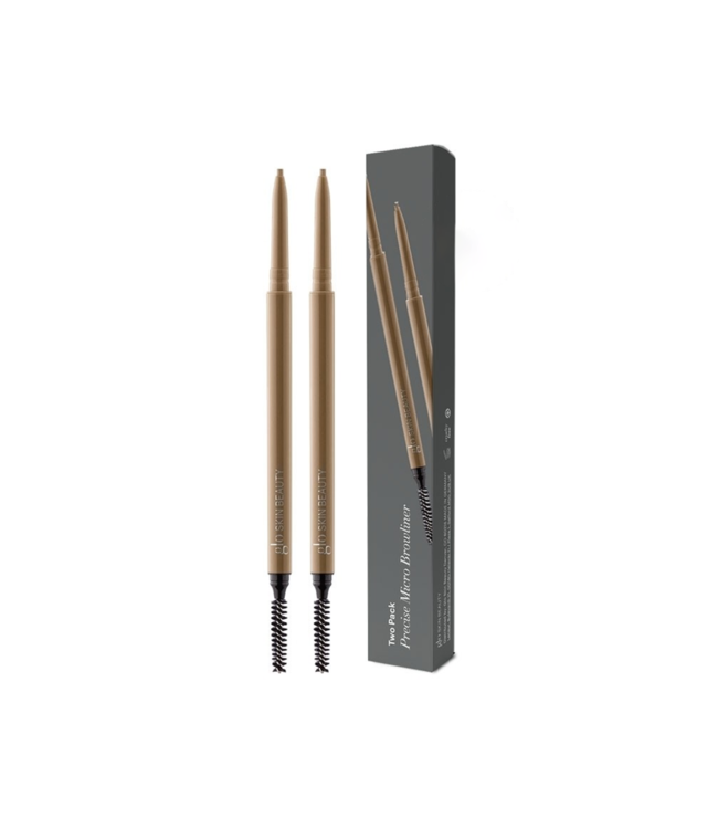 Glo Skin Beauty Precise Micro Browliner (2/pack) - Ash