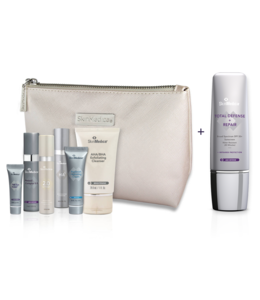 SkinMedica Trousse SkinMedica avec Total Defense + Repair FPS 50+ CADEAU