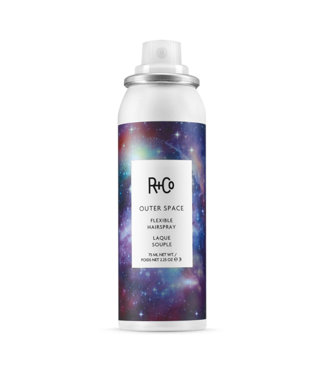 R+CO Outer Space Flexible Hairspray Travel Size 75ml