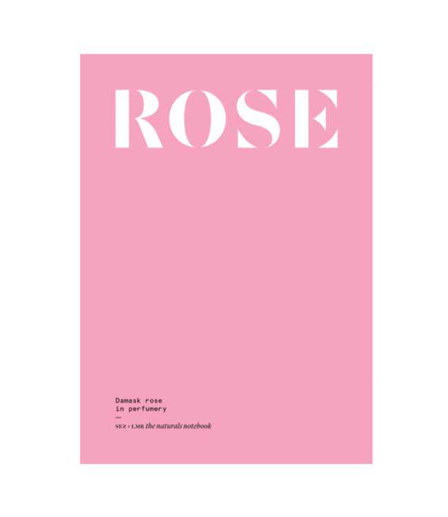 Nez Damask Rose in Perfumery (English)