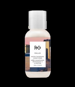 R+CO Dallas  Biotin Thickening  Conditioner Travel Size 60ml