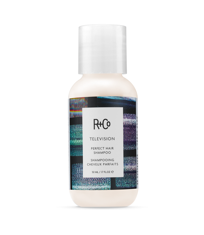 R+CO Television Perfect Hair Shampoo Travel Size 50ml