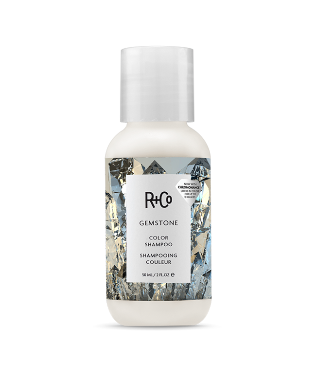 R+CO Shampooing couleur GEMSTONE Format voyage 50ml