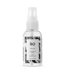 R+CO Spray Épaississant DALLAS Format voyage 50ml