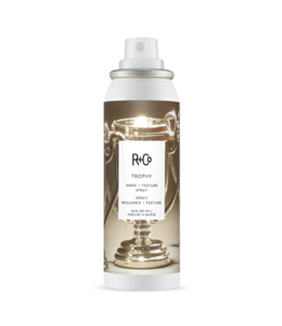 R+CO Spray Brillance + Texture TROPHY  Format voyage 56ml