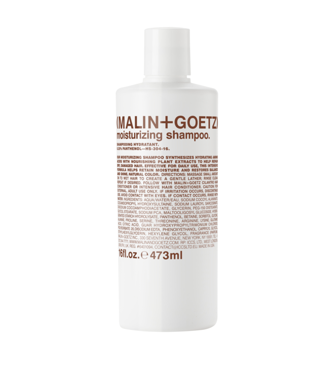 (MALIN+GOETZ) Shampooing hydratant 16oz /473ml