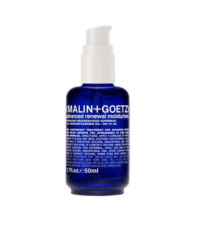 (MALIN+GOETZ) Advanced Renewal Moisturizer 50ml