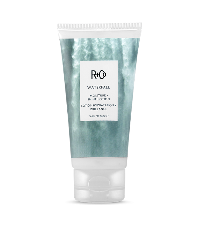 R+CO Waterfall Moisture and Shine lotion Travel Size 50ml