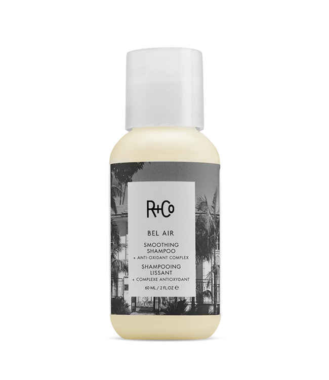 R+CO Bel Air Smoothing Shampoo + Anti-Oxidant Complex Travel Size 60ml