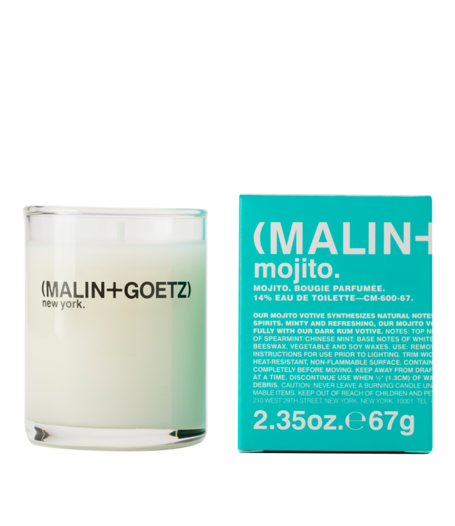 (MALIN+GOETZ) Mini Bougie Mojito 2.35oz/67g