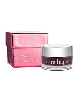 Sara Happ Exfoliant pour les lèvres Red Velvet