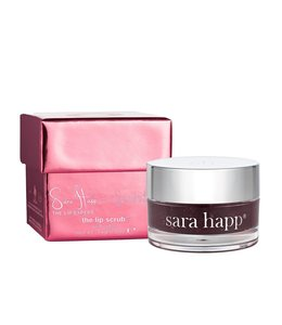 Sara Happ Red Velvet Lip Scrub
