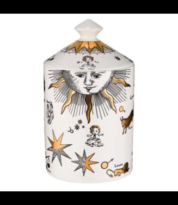 Fornasetti Bougie parfumée Astronomici Bianco 300g