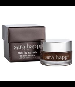 Sara Happ Exfoliant pour les lèvres Brown Sugar