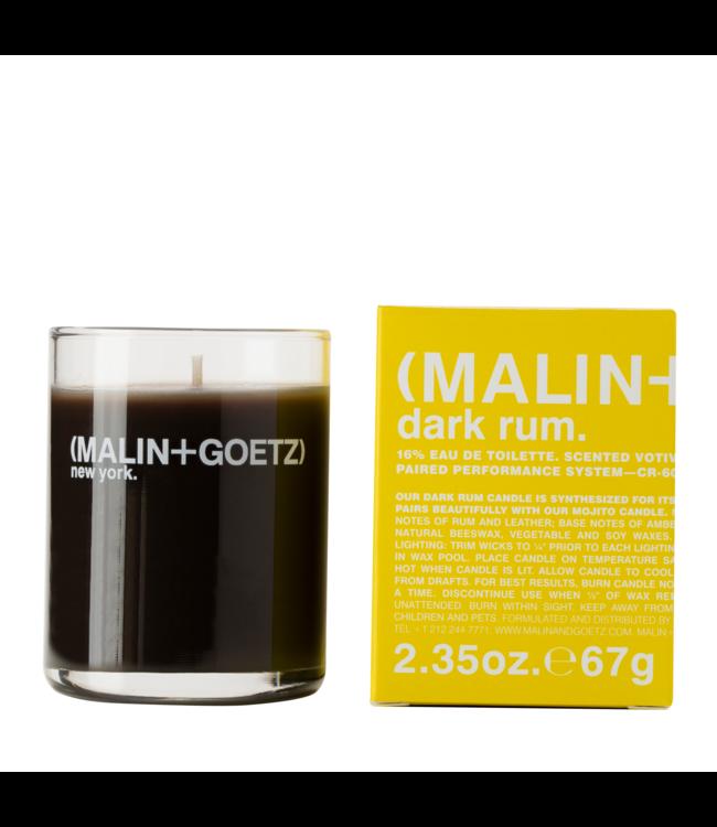 (MALIN+GOETZ) Mini Bougie Dark Rum 235oz/67g