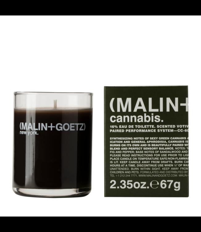 (MALIN+GOETZ) Cannabis Votive 235oz/67g