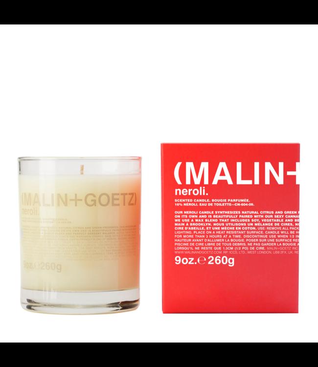 (MALIN+GOETZ) Bougie parfumée Neroli 9oz/260g