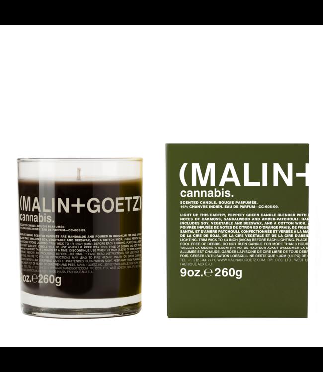 (MALIN+GOETZ) Bougie parfumée Cannabis 9oz/260g