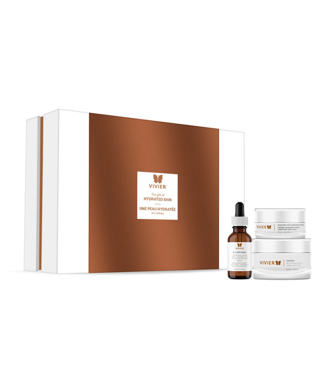 Vivier Hydrated Skin Kit Limited Edition