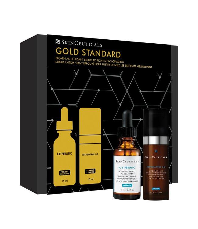 SkinCeuticals Gold Standard - C E Ferulic® 15ml & Resveratrol B E 15ml